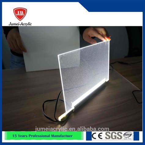 light guide acrylic sheet 2 8mm buy light guide acrylic