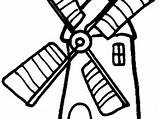 Windmill Drawing Line Clipart Walis Tingting Draw Clipartmag Categories sketch template