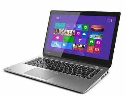 Laptop Transparent Notebooks Pc Toshiba Satellite
