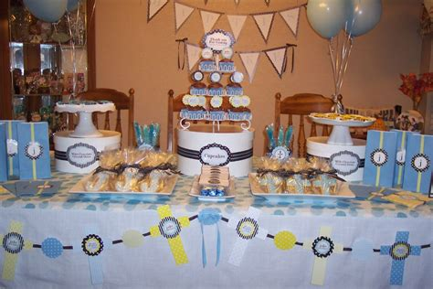 baptism decorations for boys jen joes design baby