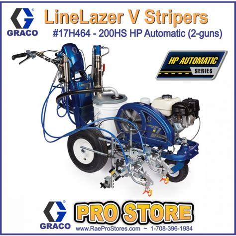graco linelazer  hs hydraulic airless  striper