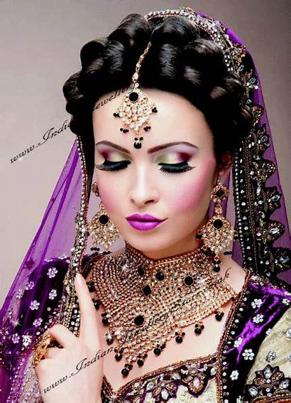Makeup Indian Bridal Bollywood India Bride Indu