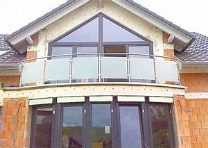 Balkon Mit Glas : sichere gel nder aus glas f r balkon und dachterrasse dachgarten ~ Frokenaadalensverden.com Haus und Dekorationen
