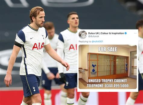 Tottenham Hotspur mocked by Dulux after announcing a ...