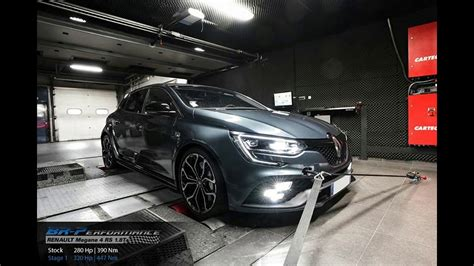 renault megane 4 tuning dia show tuning renault megane 4 rs 1 8 tce chiptuning 2018