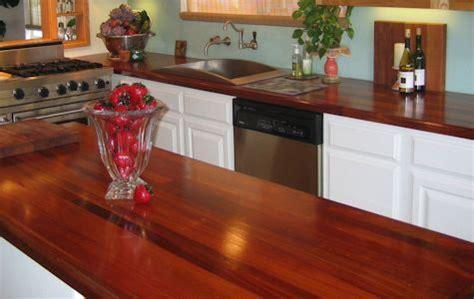 cherry wood kitchen island table jatoba custom wood countertops island tops table tops 8196