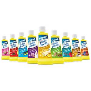 Oxy Carpet Stain Remover by Stain Devils Set Carbona Cleaning Products