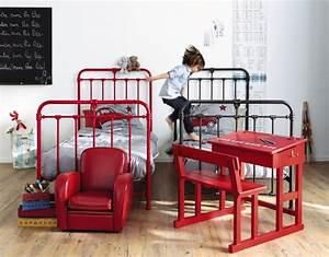 Lit Enfant Vintage : le charme vintage du lit m tallique joli place ~ Teatrodelosmanantiales.com Idées de Décoration