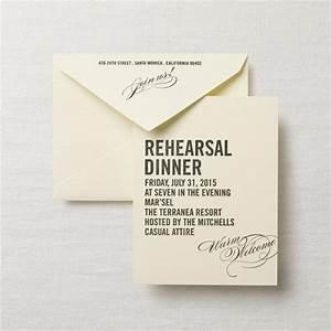 wedding rehearsal dinner invitation wording gangcraftnet With wedding etiquette invitations for rehearsal dinner