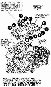 Intake Manifold Torque Specs