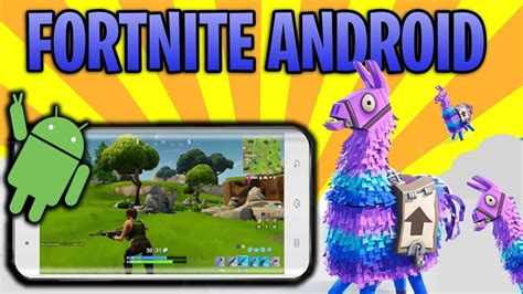 fortnite android  fortnite apk  fortnite mobile