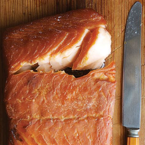 hot smoked salmon recipe real food mother earth news