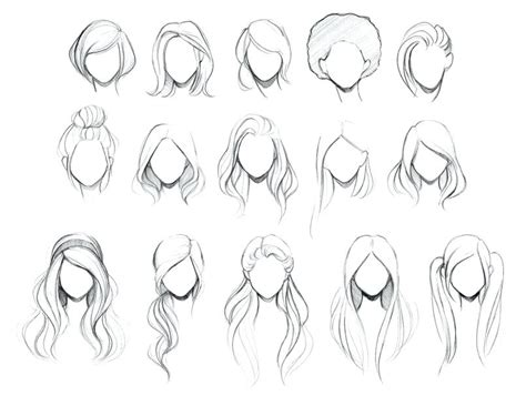Hd Wallpapers How To Draw Girl Hairstyles Step By Step Wallpaper