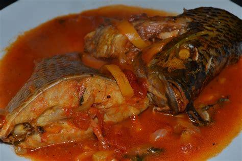 poisson cuisine lanmoumou dessi sauce de poisson frais fresh fish soup