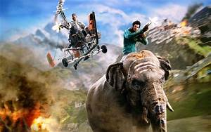 Far Cry 4 Wallpapers | HD Wallpapers | ID #14528