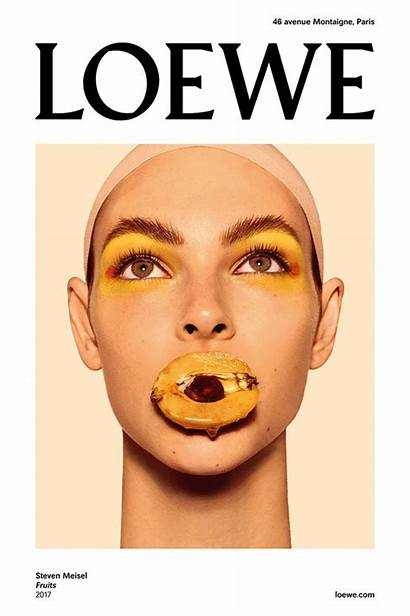 Loewe Fruit Come Campaign
