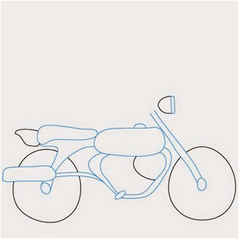 comment dessiner une moto dessein de dessin