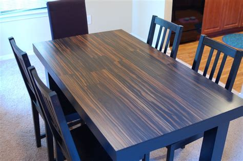 peel and stick kitchen tile re think your table top