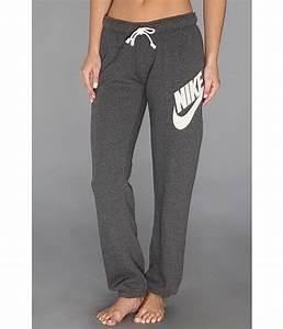 Dark Grey Womens Nike Sweatpants   Mens Health Network