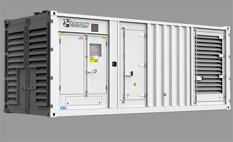 Containerised Diesel Generator 1000 Kva
