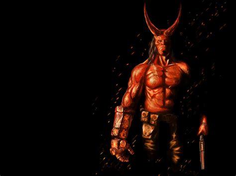 Hellboy 2019 Movie Artwork, Hd 4k Wallpaper