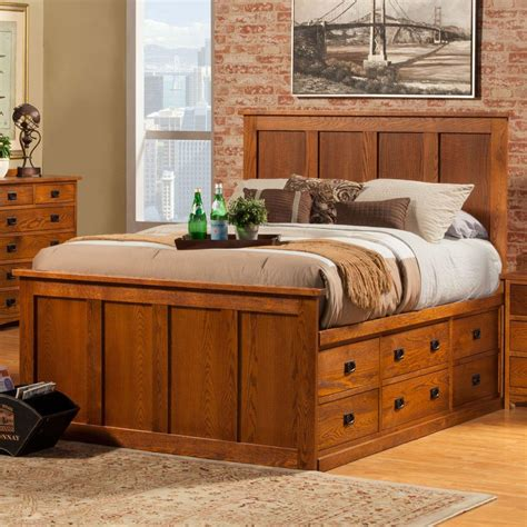 Mission Bedroom Furniture by Mission Oak Bedroom Furniture Best Decor Things
