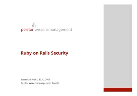 ruby on rails resume india ruby on rails security