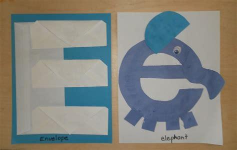 letter e crafts preschool and kindergarten 408   free alphabet letter e printable crafts for kids