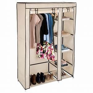 Schrank Aus Stoff : meuble armoire penderie maison design ~ Markanthonyermac.com Haus und Dekorationen