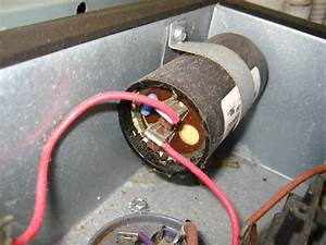 Rheem Air Conditioner Capacitor Wiring