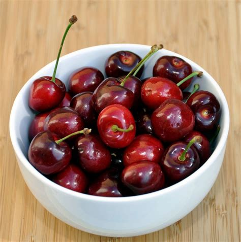 cherries types recipe fresh cherry jam rockin mama