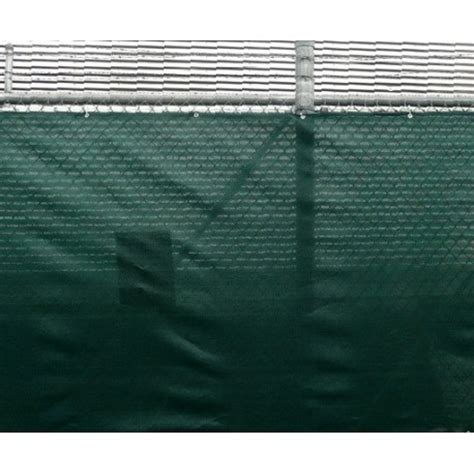 mutual industries green privacy screen privacy fence