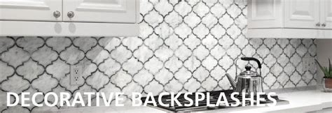 Decorative Backsplashes   Floor & Decor