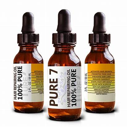Hair Oil Pure Repairing Scalp Boost Growth