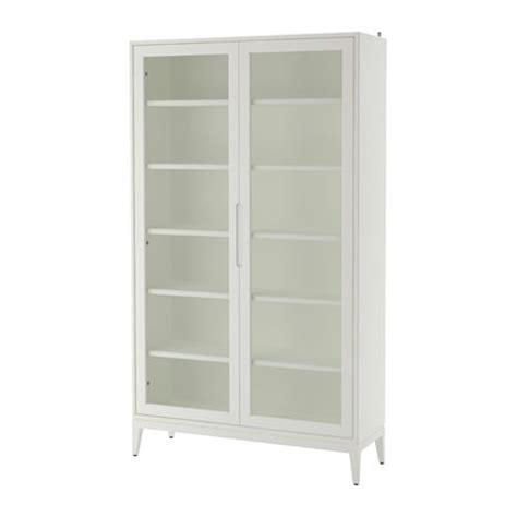 ikea display cabinet regiss 214 r glass door cabinet white ikea