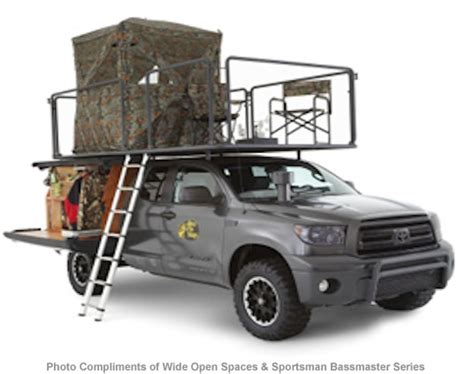 toyota hunting truck mount airy toyota offers ways to customize trucks for