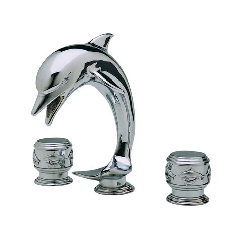 Altmans Sink Faucets by Altmans Dolphin Complete Widespread Lavatory Set Atg Stores
