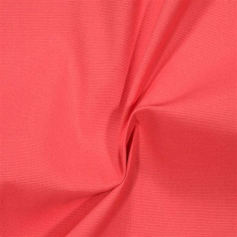 premier prints solid coral print curtain panel