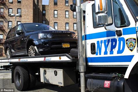 undercover police jeep new york