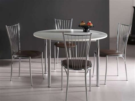 table ronde de cuisine table de cuisine ronde comment la choisir