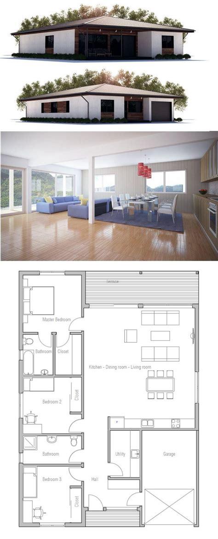 plan maison 騁age 4 chambres les 25 meilleures idées de la catégorie plan maison 3 chambres sur maison 3 chambres plan de chambre et plan de chambre parentale