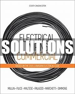 Only  22 Solutions Manual For Electrical Wiring Commercial
