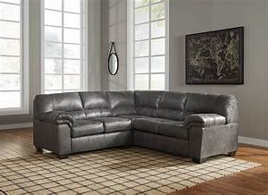 bladen sofa sectiona 12001 55 by ashley furniture gray With 55 sectional sofa