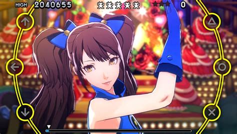 Overview Of The Persona 4 Dancing All Night Game Modes