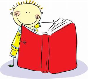 Reading Book Cartoon Image For Kids - ClipArt Best