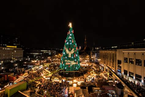 Freizeit: Weihnachtsstadt Dortmund präsentiert sich auf ...