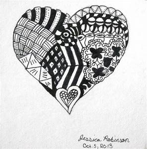 Easy Heart Abstract Drawings | www.pixshark.com - Images ...