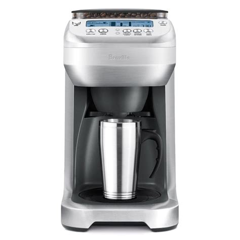 breville coffee grinder and maker breville youbrew thermal carafe coffee maker with conical