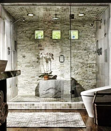 unique bathroom tile ideas 30 unique shower designs layout ideas removeandreplace
