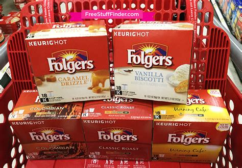 ♲ this product can be recycled*. $6.74 (Reg $11) Folgers Coffee K-Cups at Target (From 12/17)